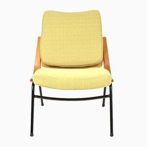 Czech Side Chair from TON, 1960s