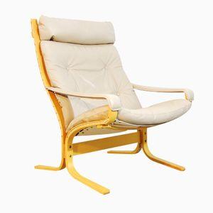 Siësta Lounge Chair by Ingmar Relling for Westnofa, 1970s