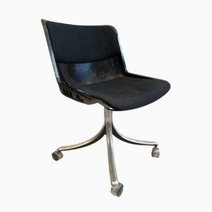 Chaise de Bureau Modus par Osvaldo Borsani pour Tecno, 1975