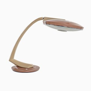 Boomerang Desk Lamp by Marjolein Fase for Fase, 1960s