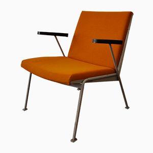 Armchair by Wim Rietveld for Ahrend de Cirkel, 1950s