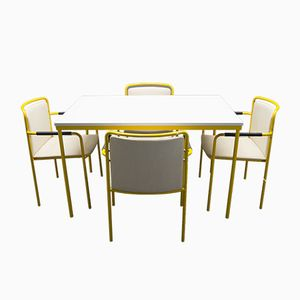 Dining Table Set from Thonet, 1970s