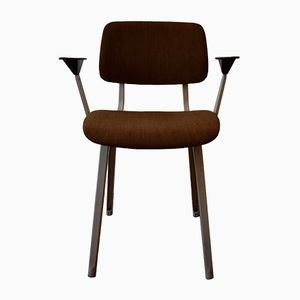 Vintage Revolt Chair by Friso Kramer for Ahrend de Cirkel, 1960s