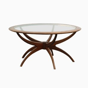 Mid-Century Modern Spider Coffee Table by Victor Wilkins for G-Plan