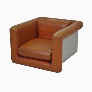 Vintage Lounge Chair by Ludo Verbeke, 1970s