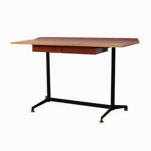Vintage T90 Schreibtisch von Osvaldo Borsani für Tecno