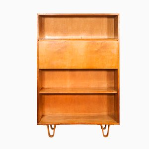 Mid-Century Birch Series Secretaire by Cees Braakman for Pastoe