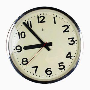 Grande Horloge Industrielle de WM, Danemark, 1970s