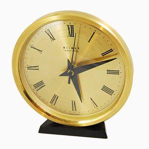 Horloge de Cheminée de Weimar, Allemagne, 1970s