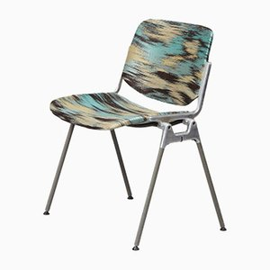 Chaise de Bureau Vintage par Gianfranco Piretti pour Castelli