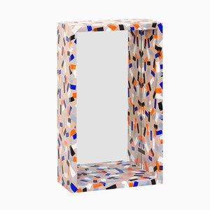 French Flocons Mirror No. 3 by Ferréol Babin