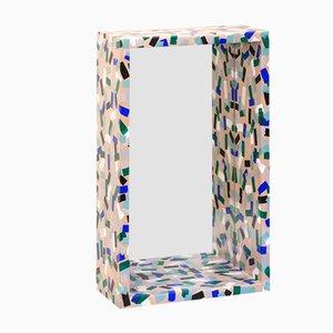French Flocons Mirror No. 2 by Ferréol Babin