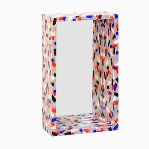French Flocons Mirror No. 1 by Ferréol Babin