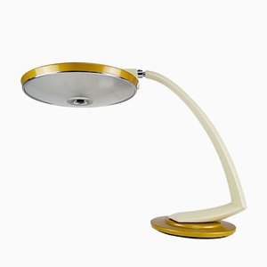 Mid-Century Boomerang Table Lamp from Fase Madrid