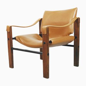 Safari Chelsea Lounge Chair by Maurice Burke for Arkana, 1960s