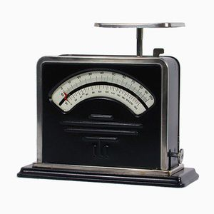 Vintage German Bauhaus Letter Scale from Jakob Maul, 1930s