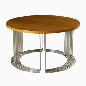 Dänischer Pantonova Tisch von Verner Panton, 1970er