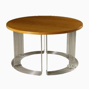 Danish Pantonova Table by Verner Panton, 1970s