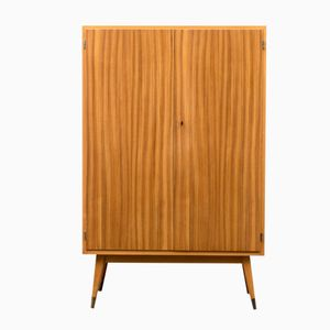 Zebrawood and Birch Highboard, 1950s