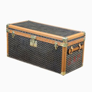 Shoe Trunk from Goyard, 1930s