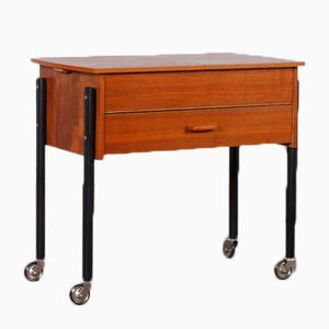Vintage Rollable Commode, 1960s