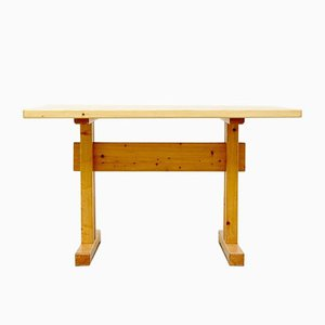 Table Mid-Century Les Arcs par Charlotte Perriand
