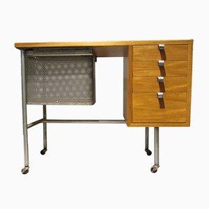 Schreibmaschinentisch von George Nelson für Herman Miller, 1950er