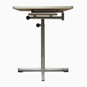Swiss Model 2497 Functional Table by George Albert Ulysse Caruelle for Embru, 1950s
