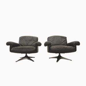 DS31 Lounge Chairs from de Sede, 1970s, Set of 2
