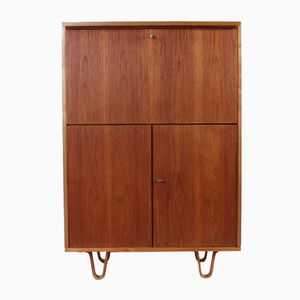 Vintage Two-Tone CB 07 High Cabinet by Cees Braakman for Pastoe