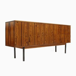 German Rosewood Sideboard from Leo BUB Wertmöbel, 1960s