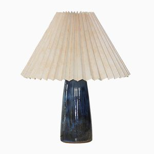 Mid-Century No. 5911-2 Ceramic Table Lamp from Michael Andersen & Son