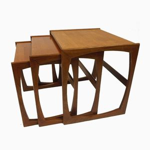 Nesting Tables from G-Plan, 1960s