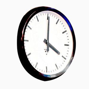 Horloge d'Usine Vintage de Pragotron