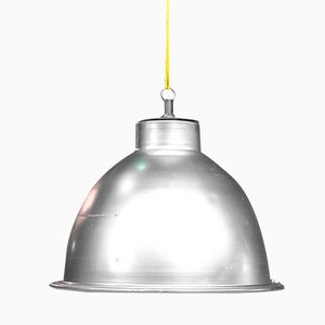 Large Vintage Factory Lamp