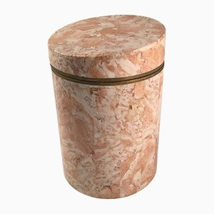 Marble Canister from Maitland-Smith, 1970s