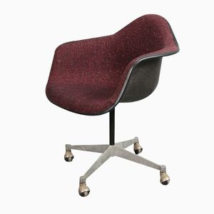 Bordeaux Office Armchair by Charles & Ray Eames for Herman Miller, 1960s