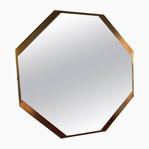 Miroir sur pied italie 1960s en vente sur pamono for Miroir octogonal
