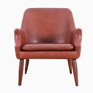 Mid-Century Scandinavian Lounge Chair, 1950s