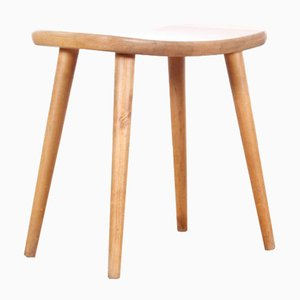 Scandinavian Model Palle Stool by Yngve Ekström for Stolab, 1950s