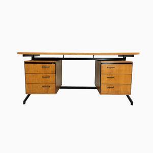 Schreibtisch von Friso Kramer & Coen de Vries für Eeka, 1960er
