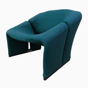 Groovy Armlehnstuhl von Pierre Paulin für Artifort, 1966