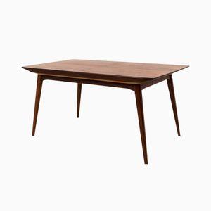 Mid-Century Modern Extendable Table by Louis Van Teeffelen for Webe, 1960s