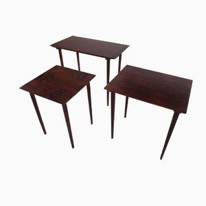 Nesting Tables by Gustav Bahus, 1960s