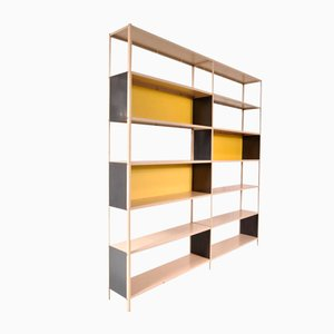 De Bijenkorf Shelving Unit by Friso Kramer for Asmeta, 1953