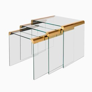 Nesting Tables by Gallotti & Radice, 1970s