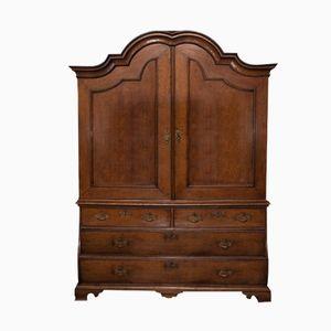 Antique Oak Cabinet, 1820s