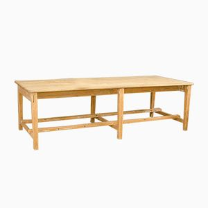 Grande Table de Travail Antique