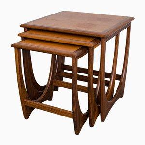 Tables Gigogne Astro par Kai Kristiansen pour G-Plan, 1960s