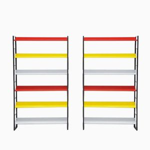 Bookcases by D. Dekker for Tomado, 1960s, Set of 2